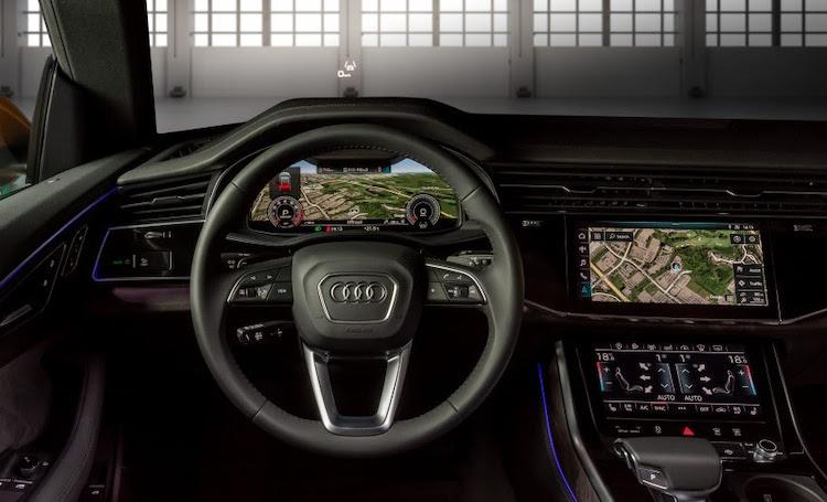 BlackBerry gaat autofabrikanten helpen met digitale cockpits