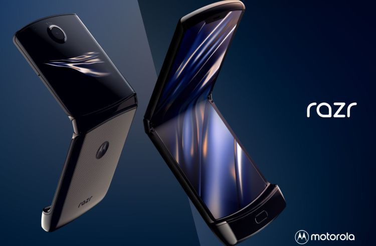 Motorola Razr loopt vertraging op