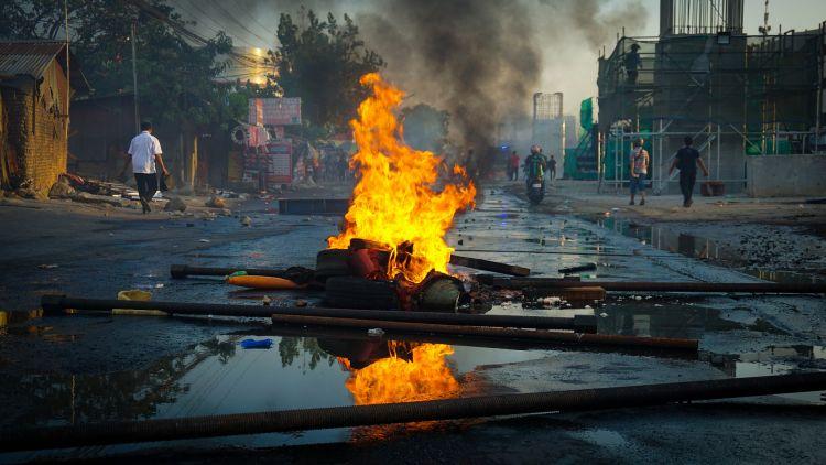 GTA Online rellen breken uit