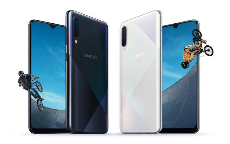Maak kennis met de Samsung A50s en A30s