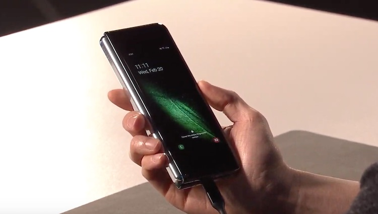 Samsung Galaxy Fold: opbouwbare smartphone is hier!