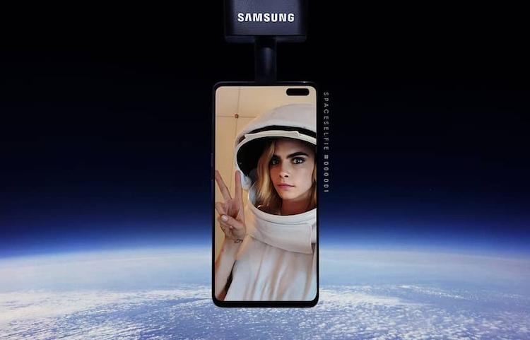 Samsung-satelliet neergestort op aarde