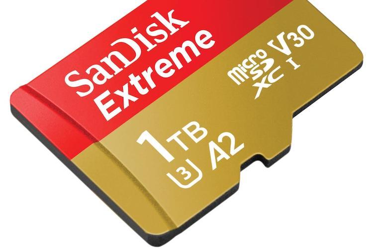 Dit microSD-kaartje van maximaal 1TB kun je nu kopen