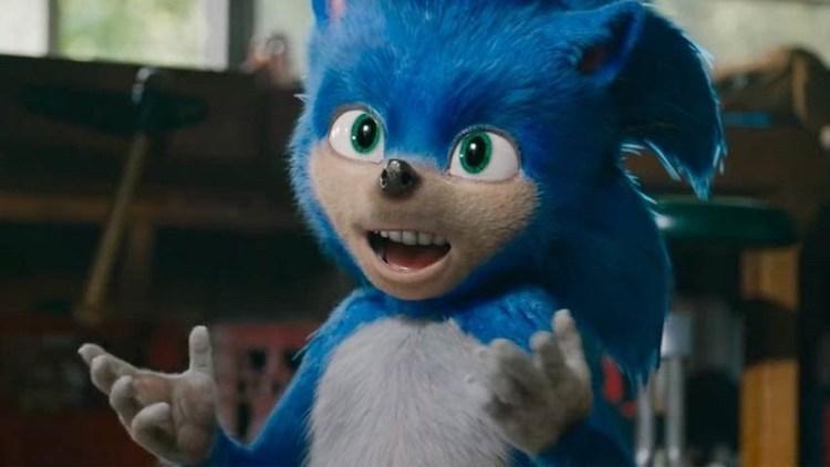 Dit zijn de eerste beelden van Sonic The Hedgehog