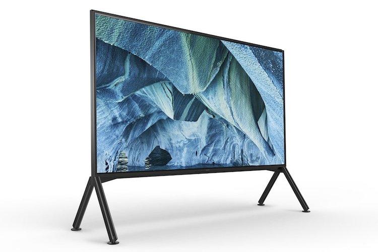 Wow, deze TV van Sony kost 2 modale jaarsalarissen!