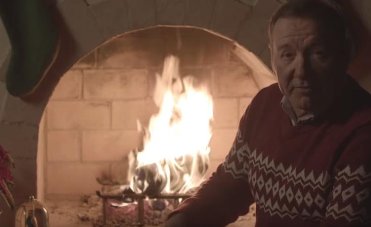 Frank Underwood komt met nieuwe kerstboodschap
