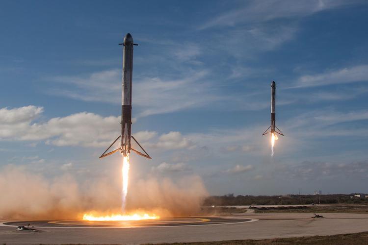 Elon Musk komt met ontslagronde bij SpaceX