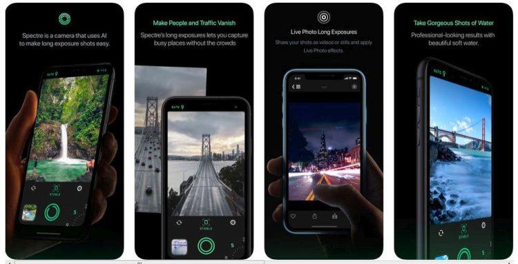 spectre-app-voorbeelden