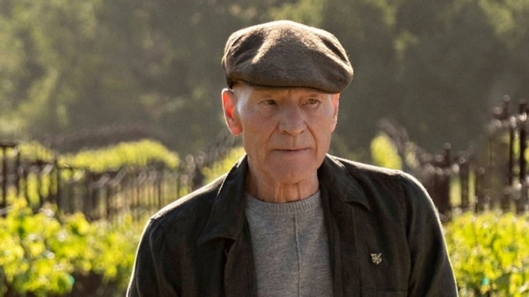 Star Trek: Picard is een warm bad voor de fans [trailer]
