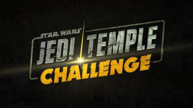 De Jedi Temple Challenge is een heel nieuw concept