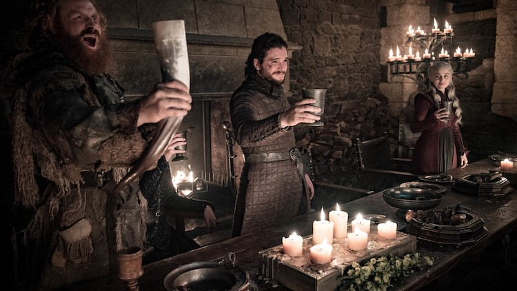 Fail: Starbucks-beker te zien in Game of Thrones-aflevering