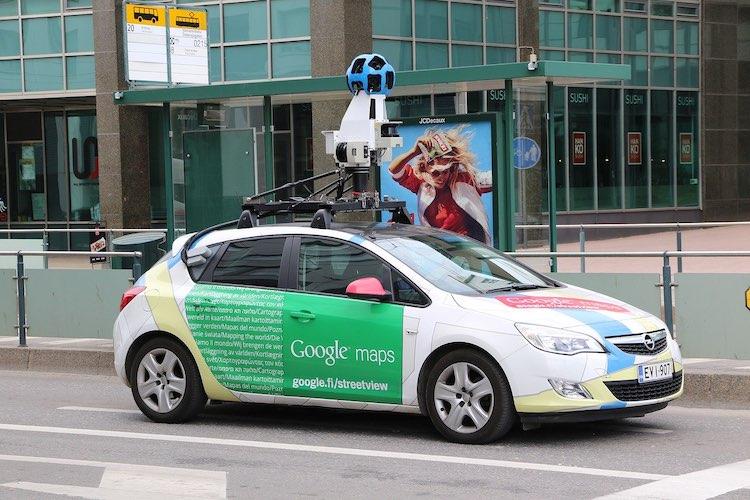 Zoveel miljoenen kilometers heeft Streetview al afgelegd