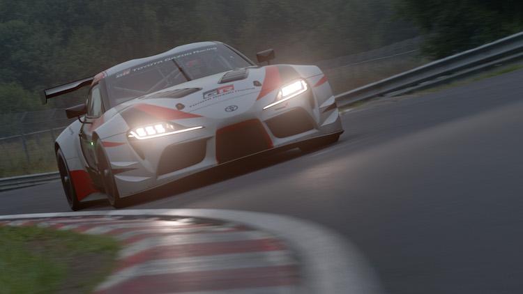 Eindelijk: Toyota komt ook naar andere games