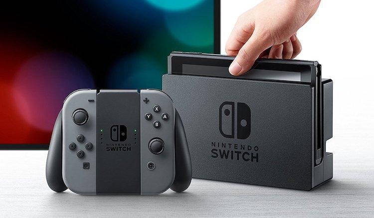 Dit is de vernieuwde Nintendo Switch