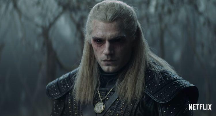 Wat is er met Geralt gebeurd?