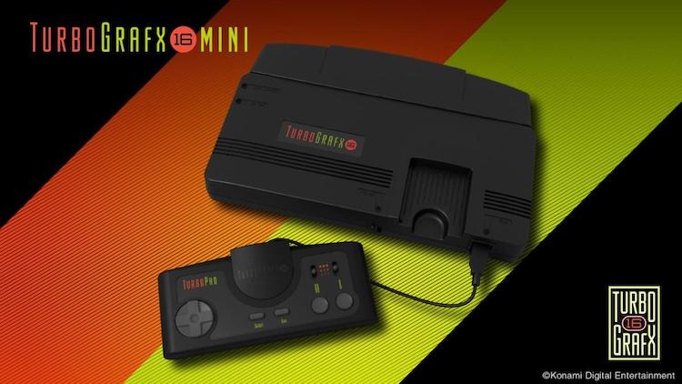Konami kondigt console met deze games aan [video]