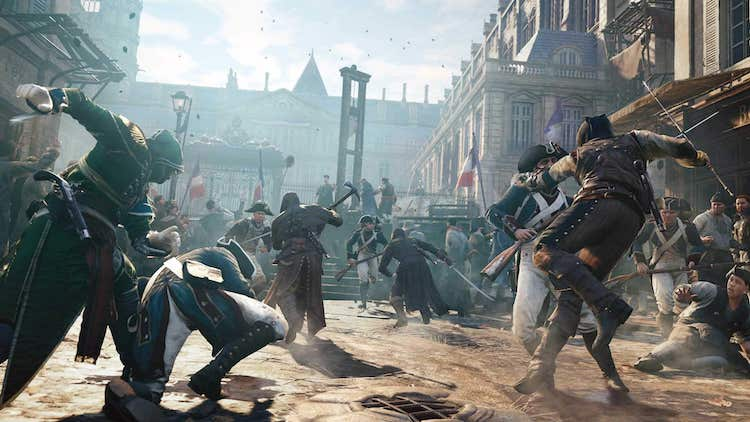 Zo speel je Assassins Creed: Unity helemaal gratis!