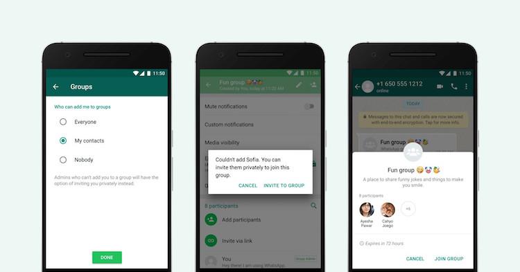 WhatsApp: zo weiger je deelname aan groepsgesprek