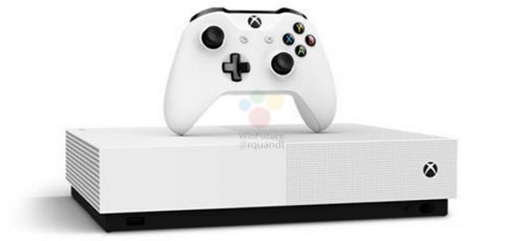 Gelekt: Xbox One S, doet wat PlayStation (nog) niet heeft