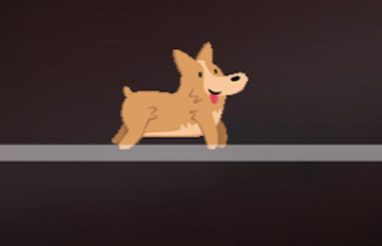 Zo tover je een hondje tevoorschijn in de YouTube-speler