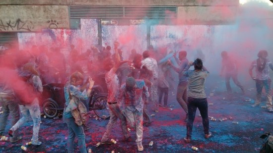 Sony Colormob in Nederland
